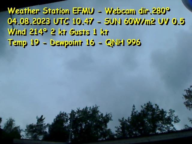 EFMU-Webcam